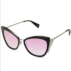 Marc Jacobs Cat Eye Sunglasses Crystals